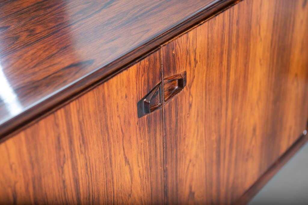 H. Rosengren Hansen Rosewood Danish Sideboard | 3