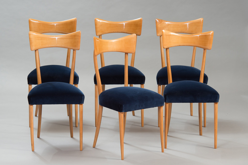 Cadeiras de Jantar Italianas | 4
