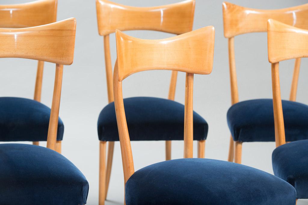 Cadeiras de Jantar Italianas | 5