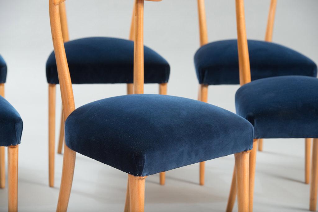 Cadeiras de Jantar Italianas | 6