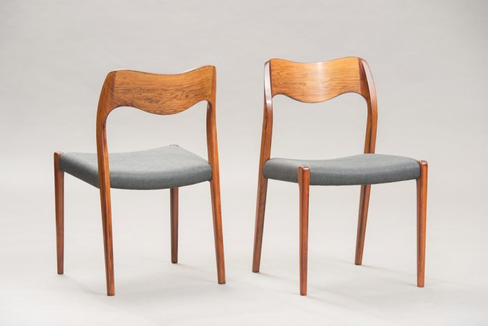 Niels O. Moller Dining Chairs