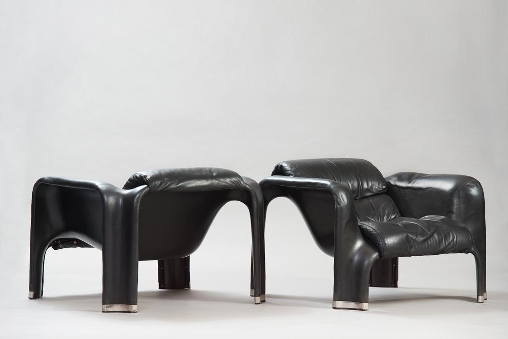 Poltronas 'Pohjola' de Pekka Perjo | 3