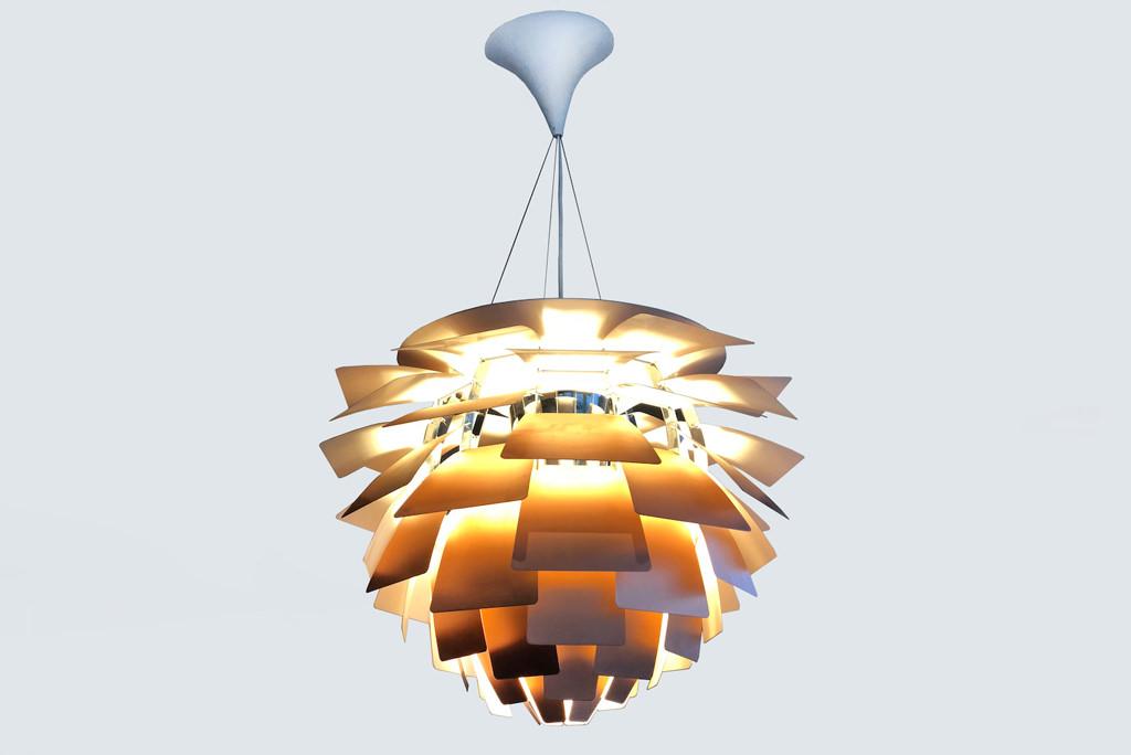 Candeeiro de tecto Artichoke de Poul Henningsen | 1