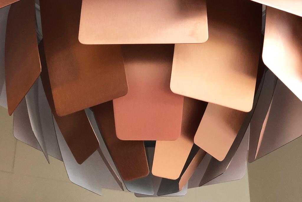 Candeeiro de tecto Artichoke de Poul Henningsen | 4