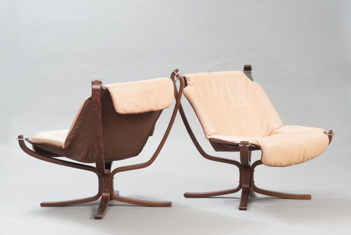 Sigurd Ressell Armchairs