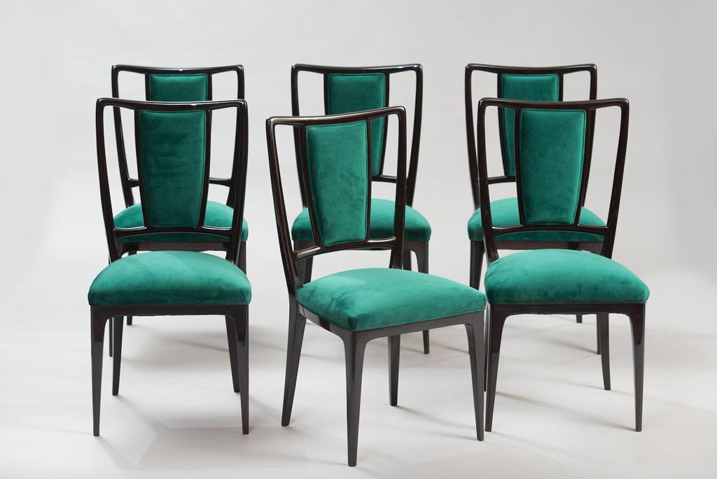 Cadeiras de Jantar Vittorio Dassi   3