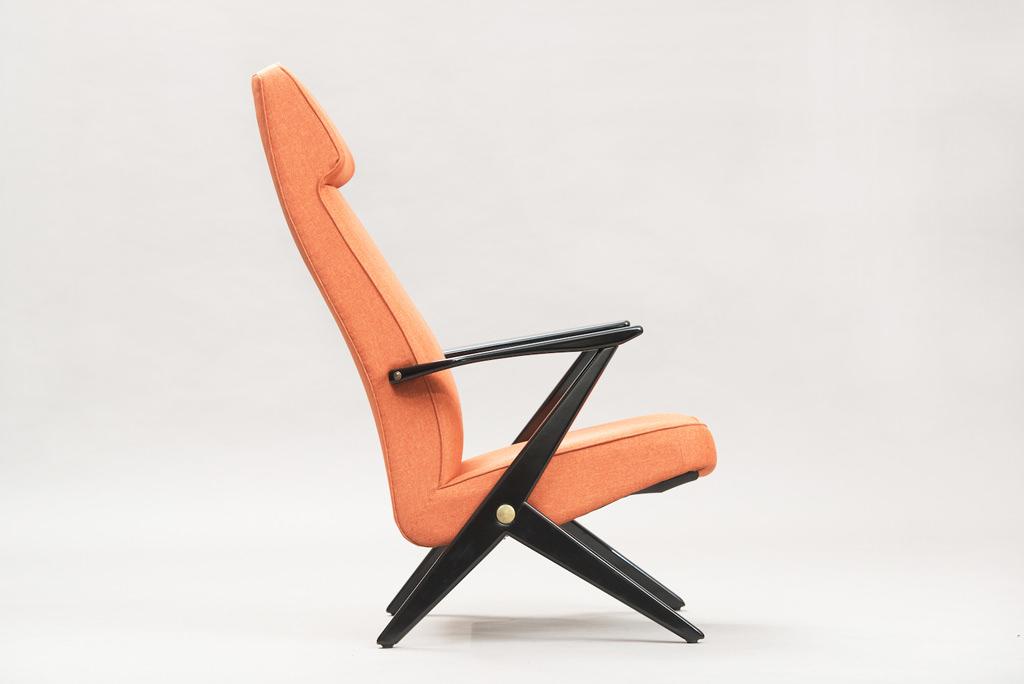 Cadeira 'Triva' de Bengt Ruda para a Nordiska Kompaniet | 1