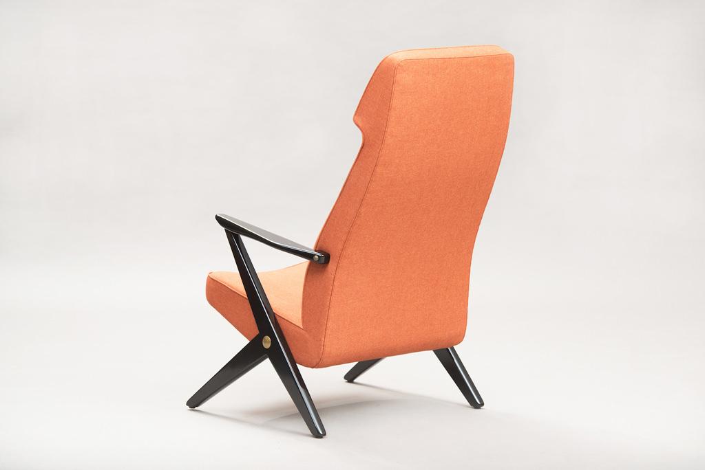 Cadeira 'Triva' de Bengt Ruda para a Nordiska Kompaniet | 3