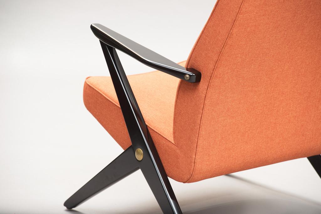 Cadeira 'Triva' de Bengt Ruda para a Nordiska Kompaniet | 4