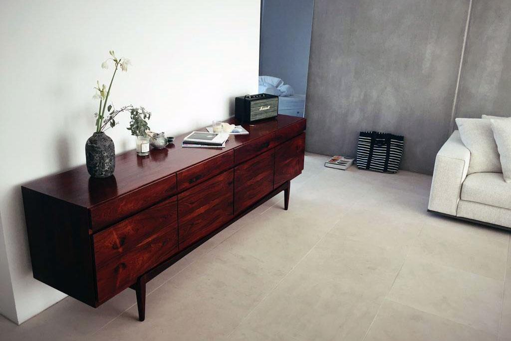 Ib Kofod Larsen rosewood sideboard | Germany