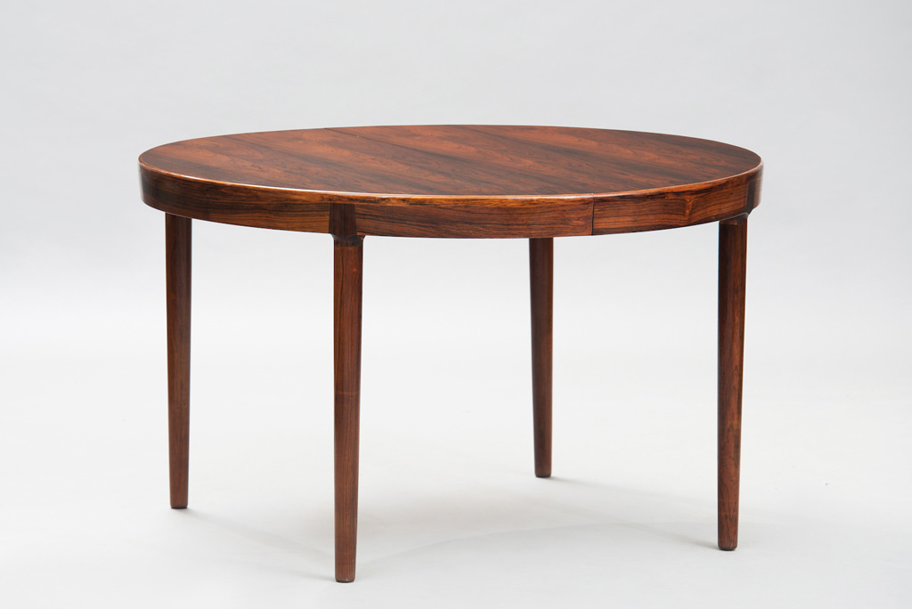 N. O. Moller mid-century modern danish dining table for J. L. Mollers | 2