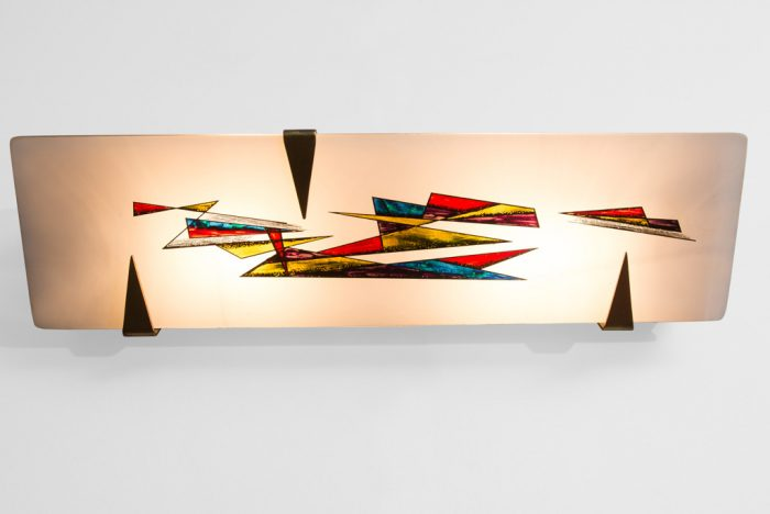 Arlus Mid-century Modern Wall Sconce