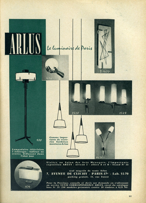 Arlus Mid-century Modern Wall Sconce | 3