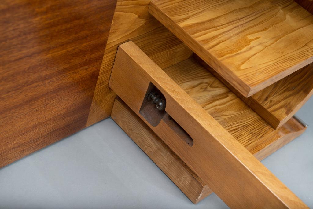 Cama de Casal Art Deco com mesas de Cabeceira | 5