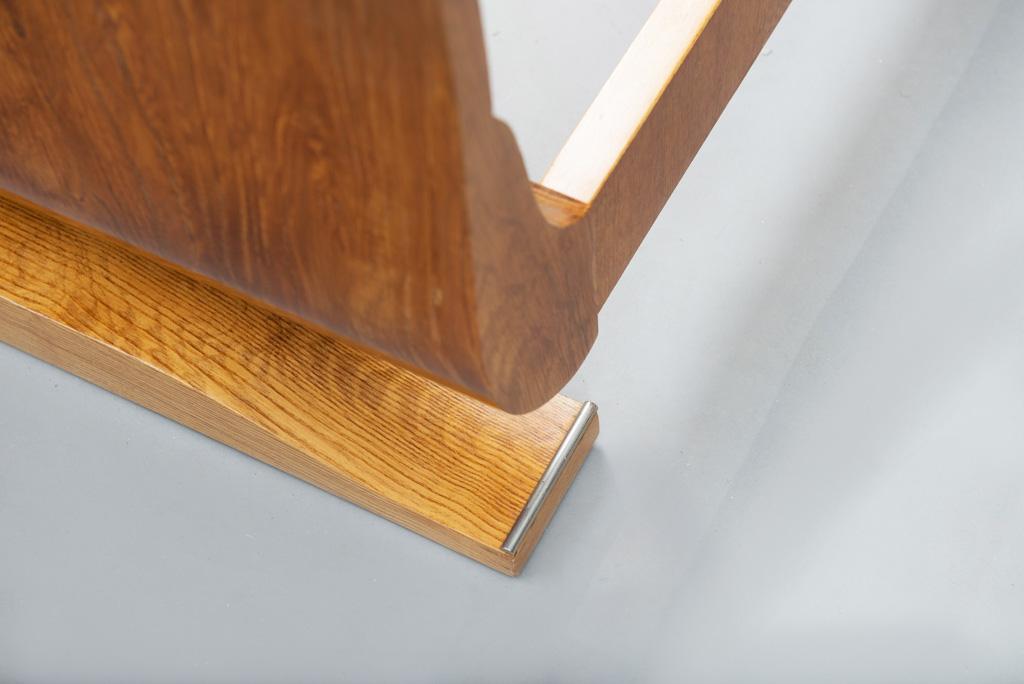 Cama de Casal Art Deco com mesas de Cabeceira | 6