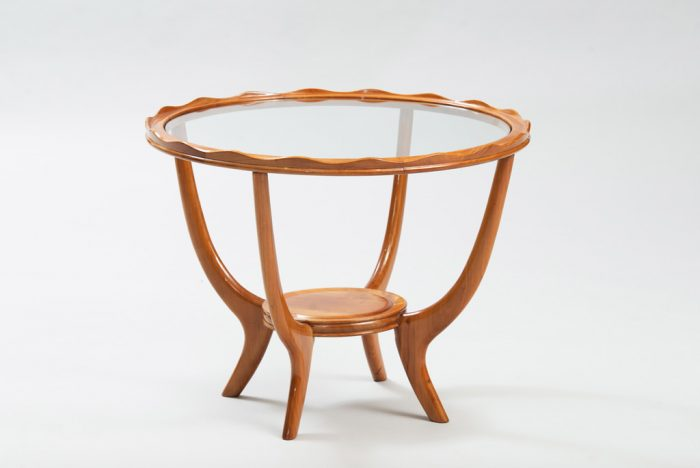 Italian Art Deco Side Table