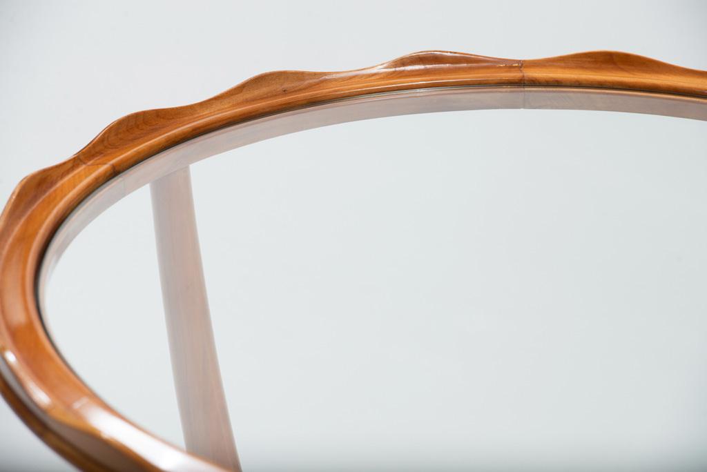 Italian Art Deco Side Table | 1