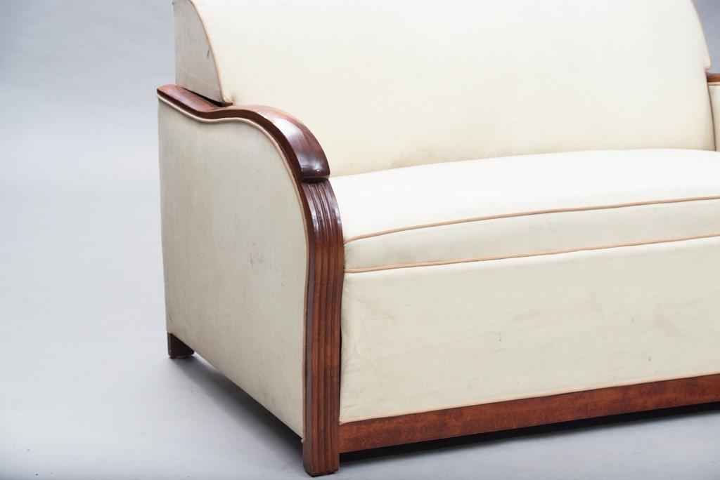 Sofá-cama Art Deco | 3
