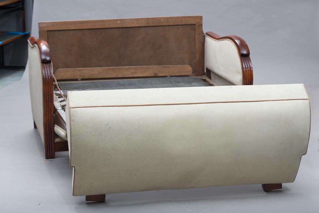 Sofá-cama Art Deco | 5