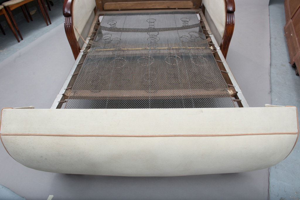 Sofá-cama Art Deco | 8