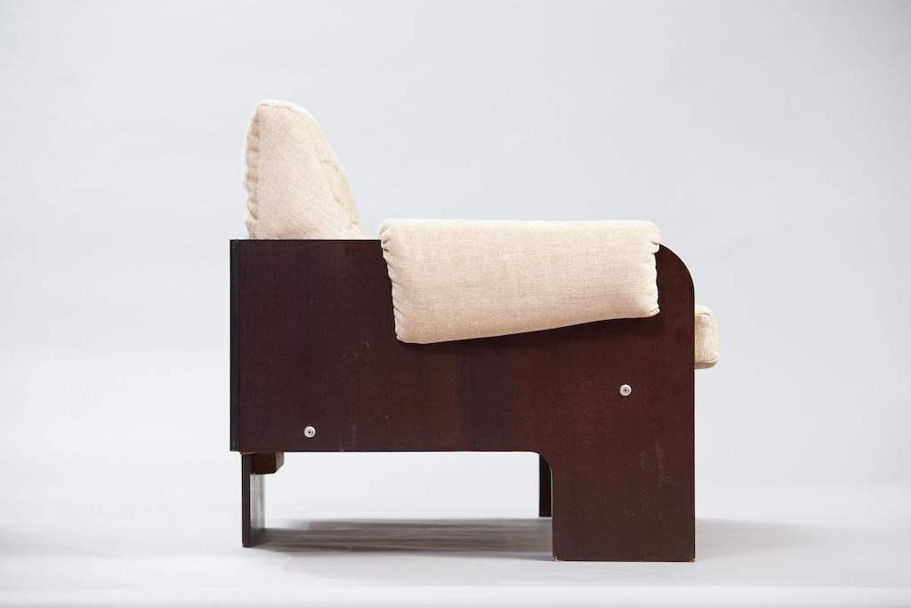 Sofá de Dois Lugares no Estilo de Claudio Salocchi | 3
