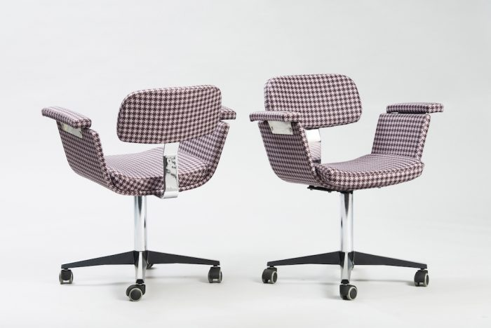 Pair of Daciano Costa Desk Chairs