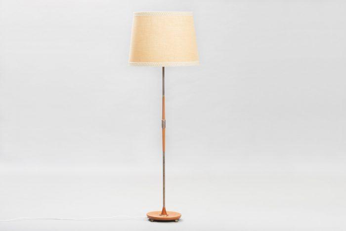 Danish Mid-century Modern Floor Lamp