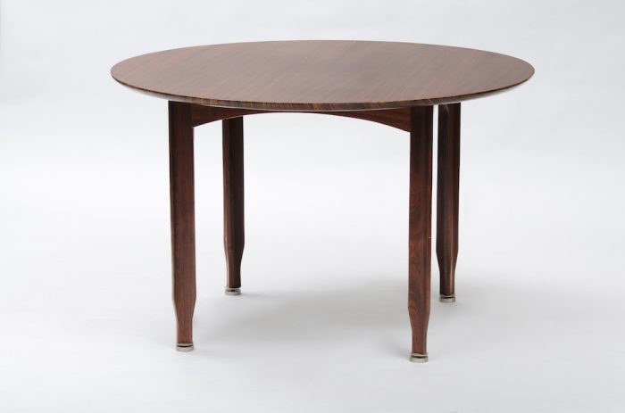 Dassi Lissone  Rosewood Dining Table