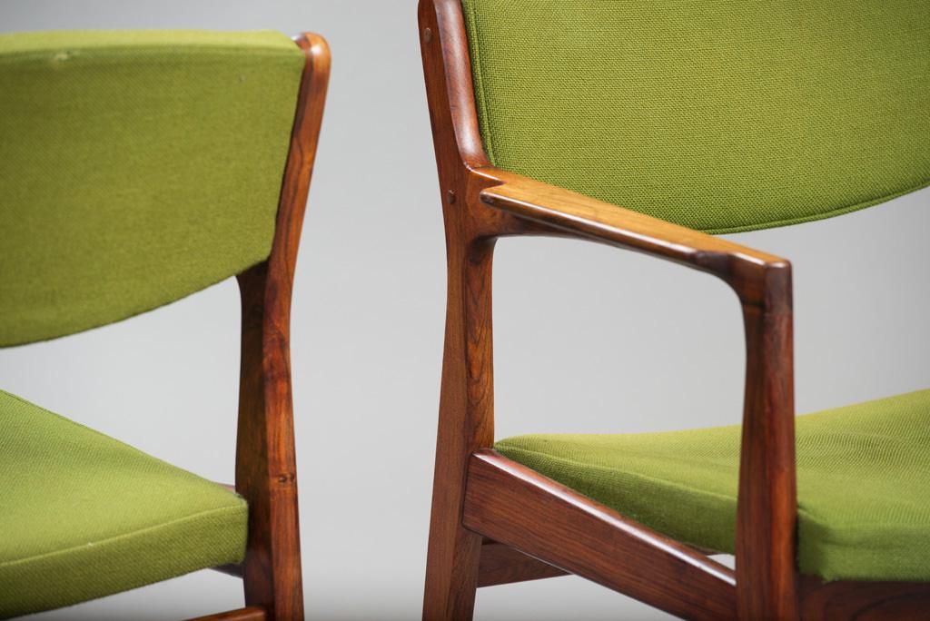 Cadeiras de Braço Erik Buch Anos 60 para a Ørum Møbelfabrik | 3