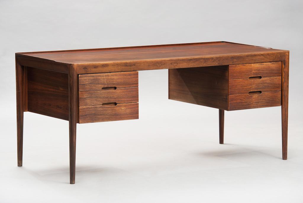 Erik Riisager Hansen Desk for Haslev Møbelfabrik