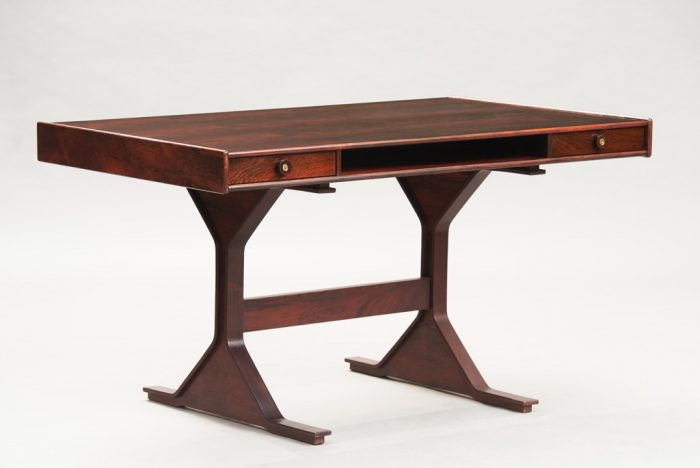 Gianfranco Frattini Rosewood Desk