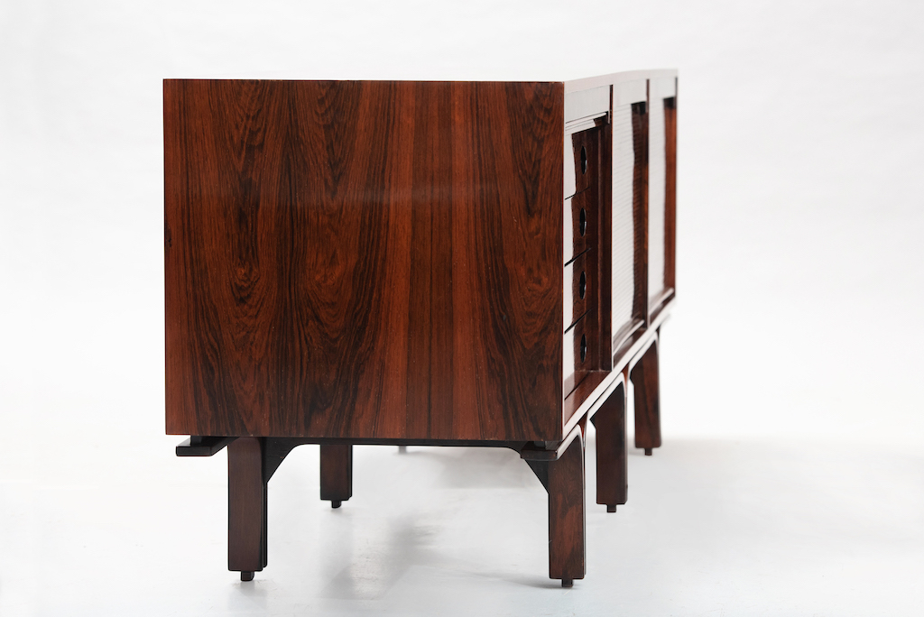 Gianfranco Frattini rosewood sideboard | 5