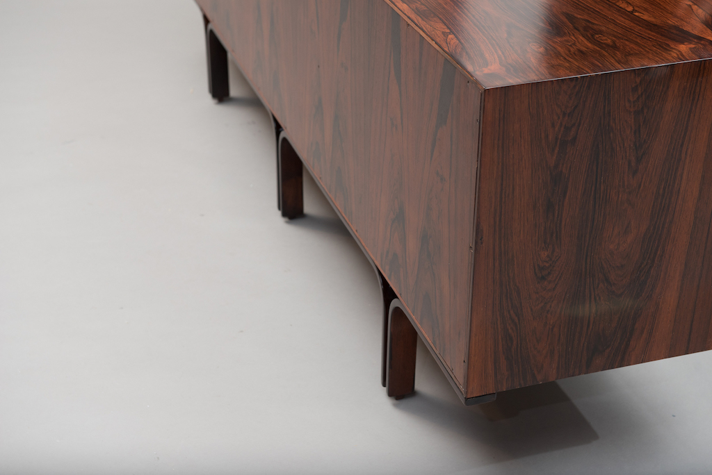 Gianfranco Frattini rosewood sideboard | 9