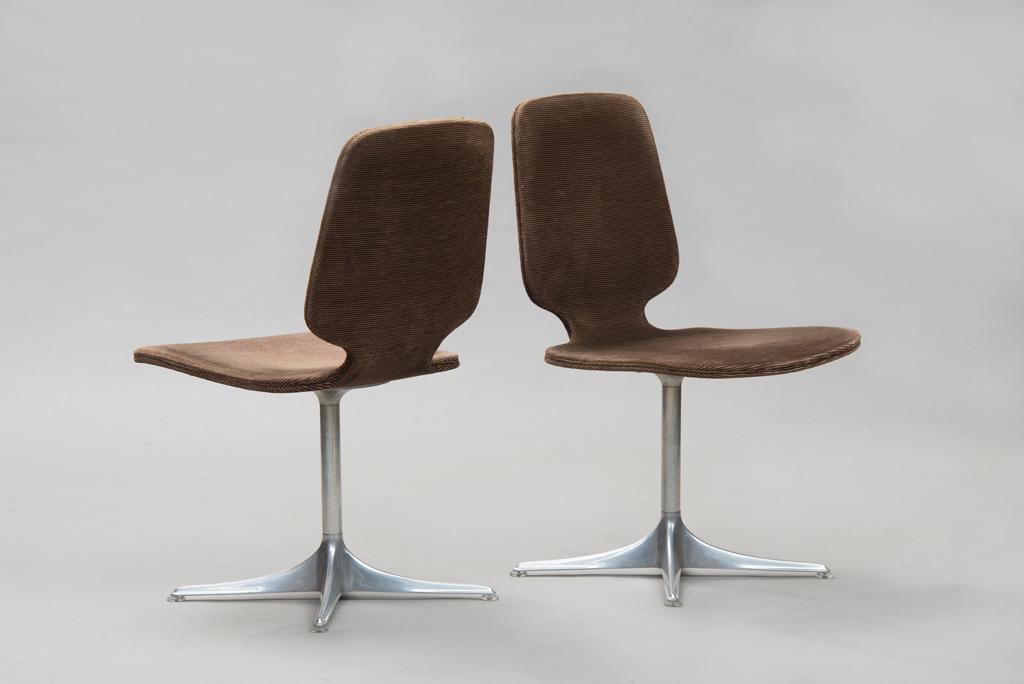 Cadeiras Modelo 'Sedia' de Horst Brüning para a COR