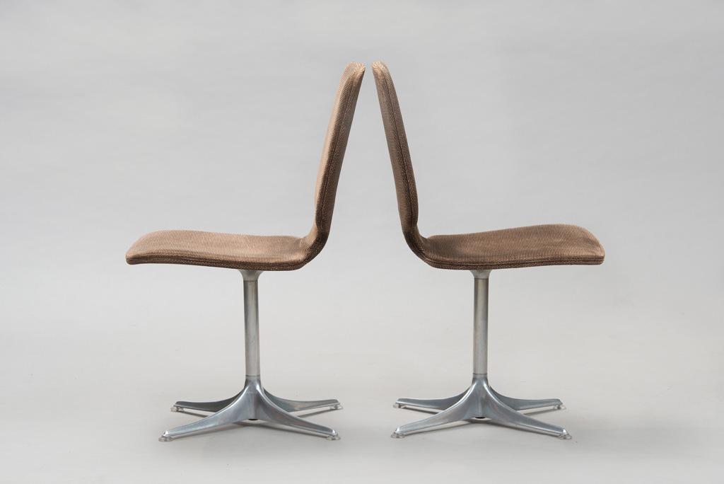 Cadeiras Modelo 'Sedia' de Horst Brüning para a COR | 1