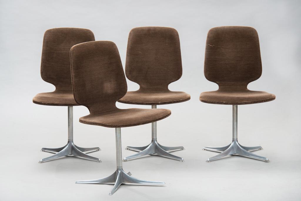 Cadeiras Modelo 'Sedia' de Horst Brüning para a COR | 3