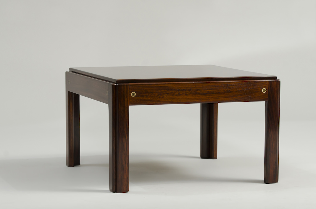 Illum wikkelso Rosewood Side Table Plexus Series | 1