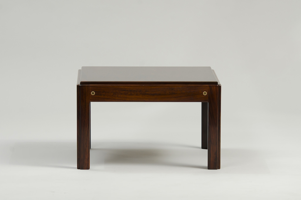 Illum wikkelso Rosewood Side Table Plexus Series | 2