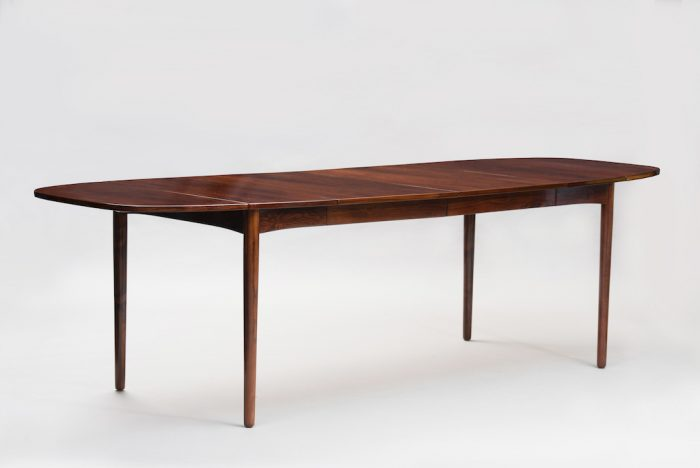 Illums Bolighus rosewood dining table
