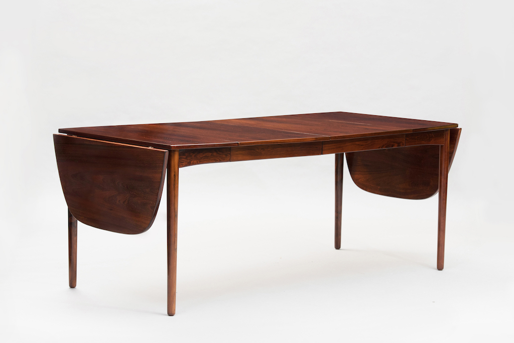 Illums Bolighus rosewood dining table | 1