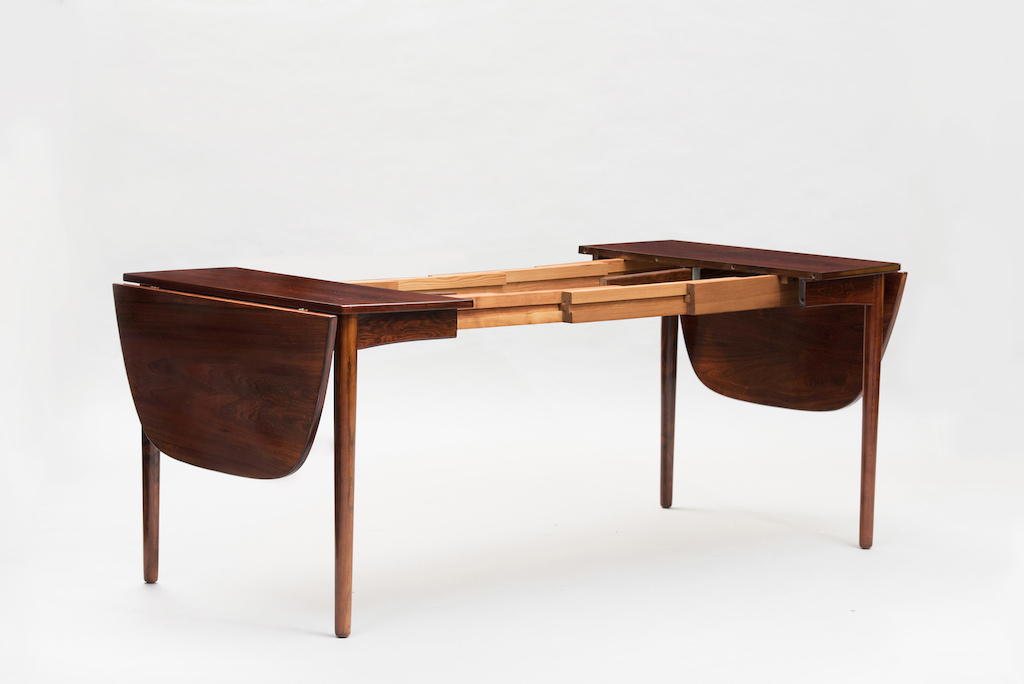 Illums Bolighus rosewood dining table | 2