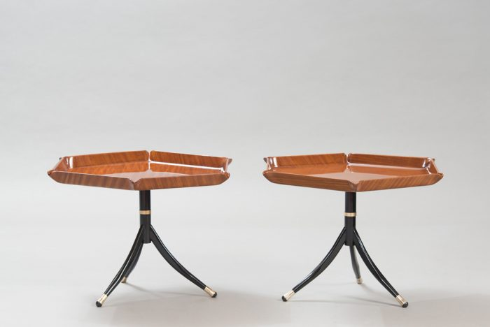 Mid-century Modern Italian Side Tables