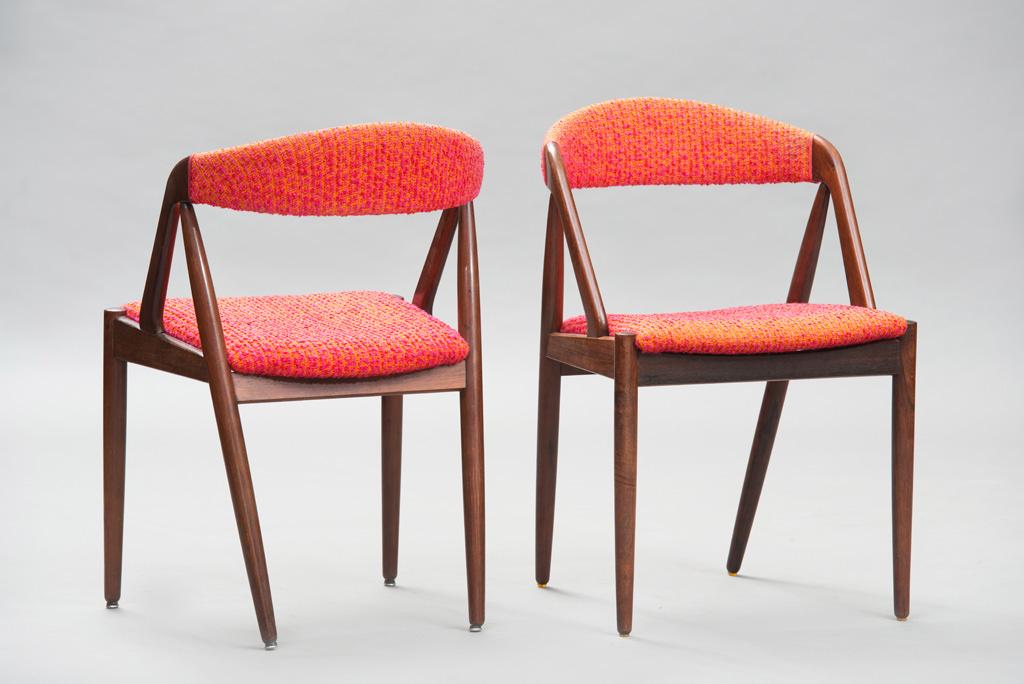 Cadeiras de Jantar Kai Kristiansen | Modelo 31