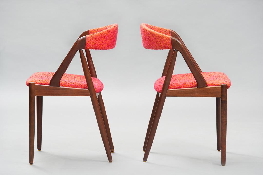 Cadeiras de Jantar Kai Kristiansen | Modelo 31 | 1