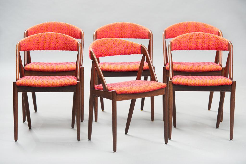 Cadeiras de Jantar Kai Kristiansen | Modelo 31 | 3