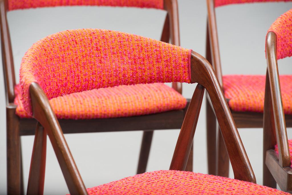 Cadeiras de Jantar Kai Kristiansen | Modelo 31 | 4