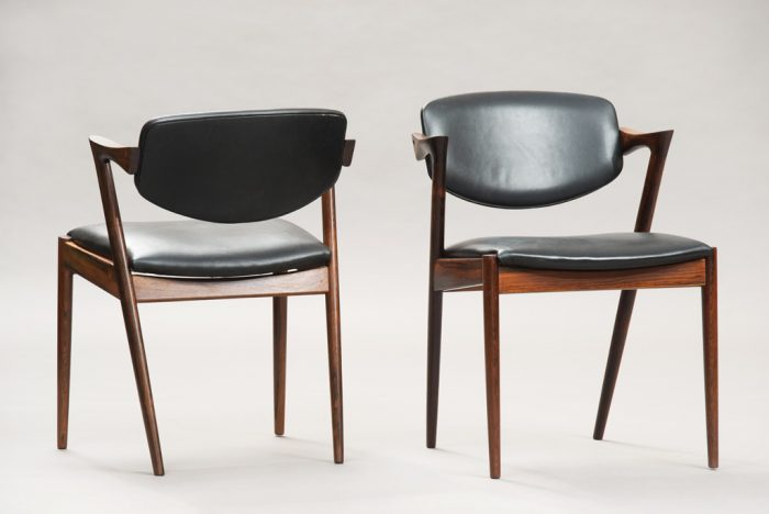 Kai Kristiansen Dining Chairs | Model 42