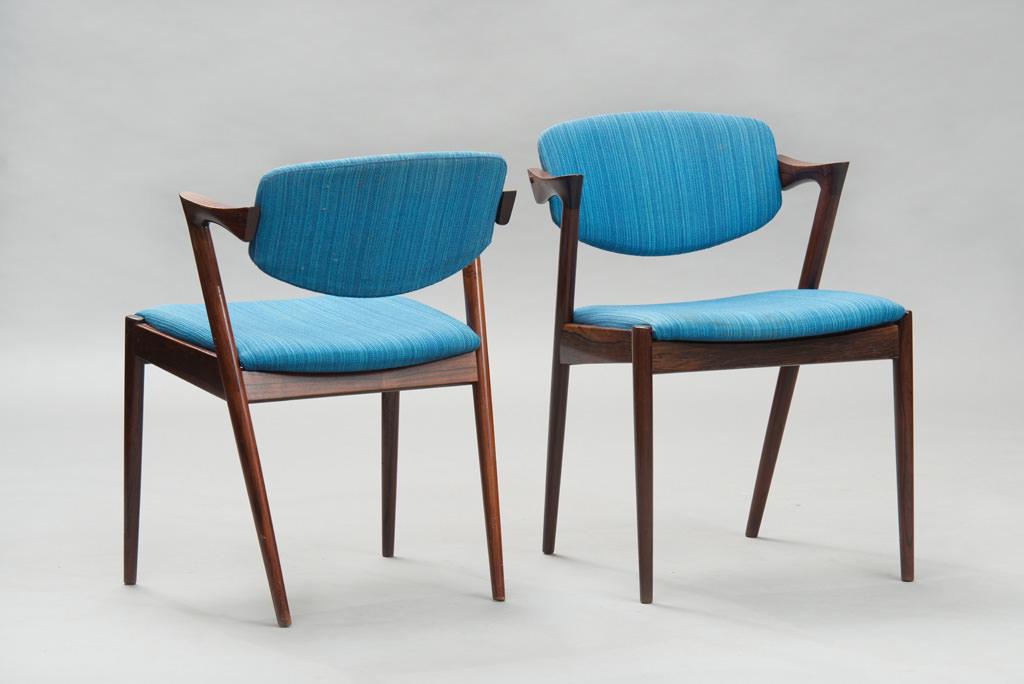 Cadeiras de Jantar Kai Kristiansen | Modelo 42