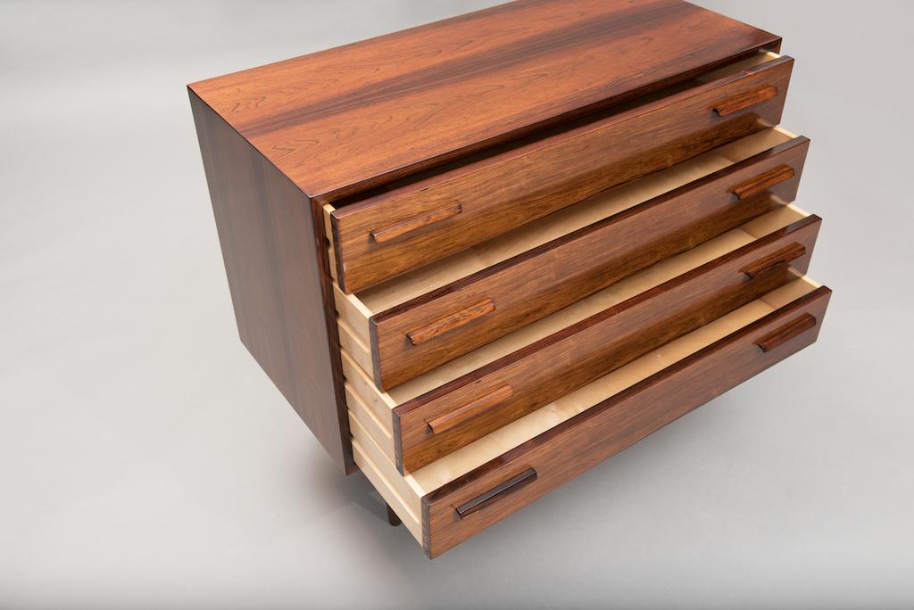 Kai Kristiansen rosewood chest | 11