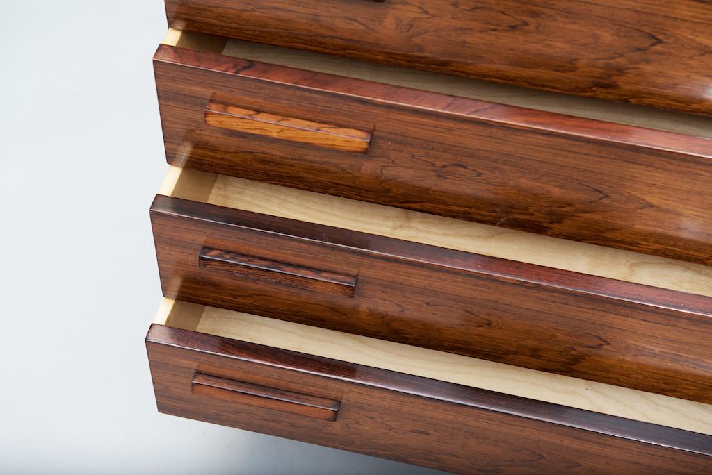 Kai Kristiansen rosewood chest | 5